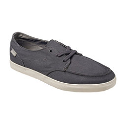 Reef Deck Hand 2 Mens Shoes, White-Charcoal, 256