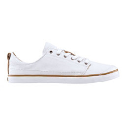 Reef Walled Low Womens Shoes, White, 256
