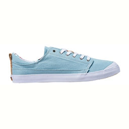 Reef Walled Low Womens Shoes, Steel Blue, 256
