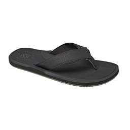 Reef Machado Day Mens Flip Flops, Black, 256