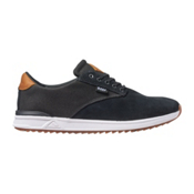 Reef Mission SE Mens Shoes, Black, medium