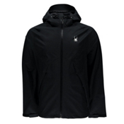 Spyder Pryme Shell Mens Jacket, Black-Black, medium