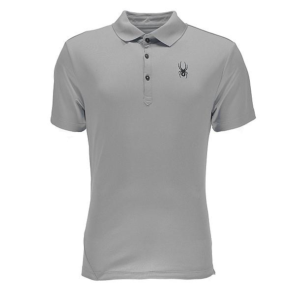 Spyder Alps Tech Polo Mens Shirt (Previous Season), Cirrus, 600