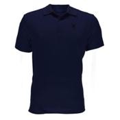 Spyder Alps Tech Polo Mens Shirt, Frontier, medium