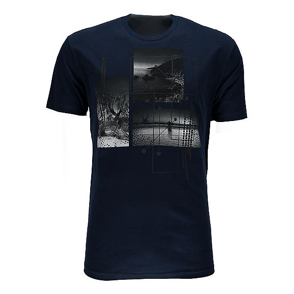 Spyder Limitless Mens T-Shirt (Previous Season), Frontier, 600