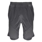 Spyder Davos Mens Hybrid Shorts, Image Grey, medium