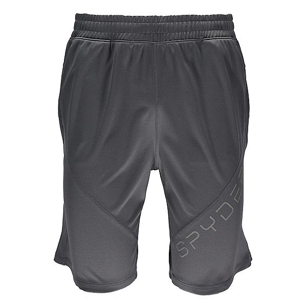 Spyder Davos Mens Hybrid Shorts (Previous Season), Image Grey, 600