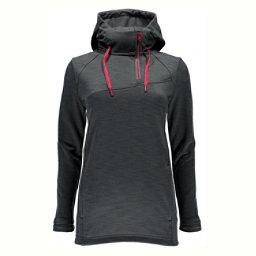 Spyder Myrge Fleece Womens Hoodie (Previous Season), Image Grey, 256