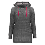 Spyder Lyra Womens Hoodie, Image Grey, medium