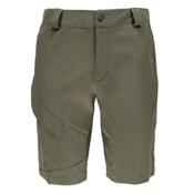 Spyder Centennial Mens Hybrid Shorts, Deep Lichen Green, medium