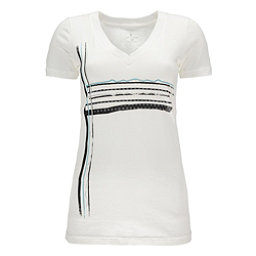 Spyder Limitless Womens T-Shirt, White, 256