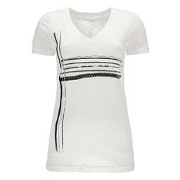 Spyder Limitless Womens T-Shirt (Previous Season), White, 256
