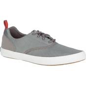 Sperry Flex Deck CVO Mesh Mens Shoes, Grey, medium
