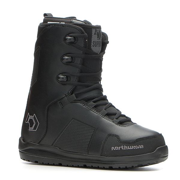 Northwave Supra Snowboard Boots, Black Black, 600