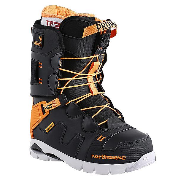 Northwave Prophecy S Snowboard Boots 2017, Black Black, 600