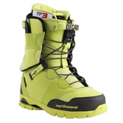 Northwave Decade Snowboard Boots 2017, Lime, medium