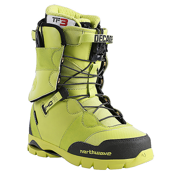 Northwave Decade Snowboard Boots, Lime, 600