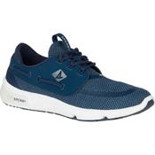 Sperry 7 Seas Boat Mens Shoes, Navy, medium