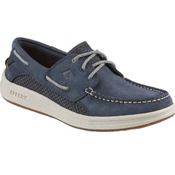 Sperry Gamefish 3-Eye Mens Shoes, Navy, medium