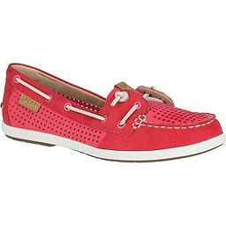 Sperry Coil Ivy Perforated Womens Shoes, Wild Rose, 256