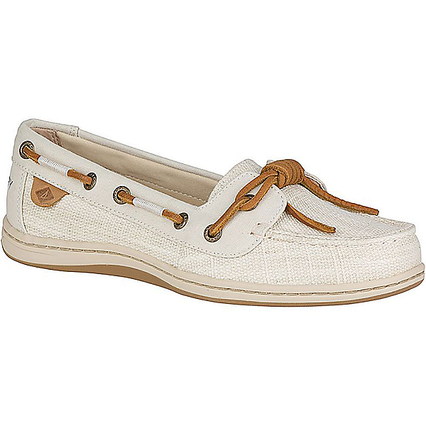 Sperry Barrelfish Heavy Linen Womens Shoes, , 600