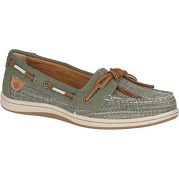 Sperry Barrelfish Heavy Linen Womens Shoes, , 600