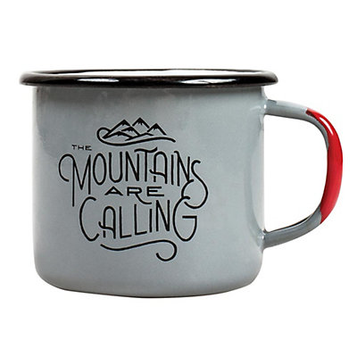 United By Blue John Muir Enamel Mug
