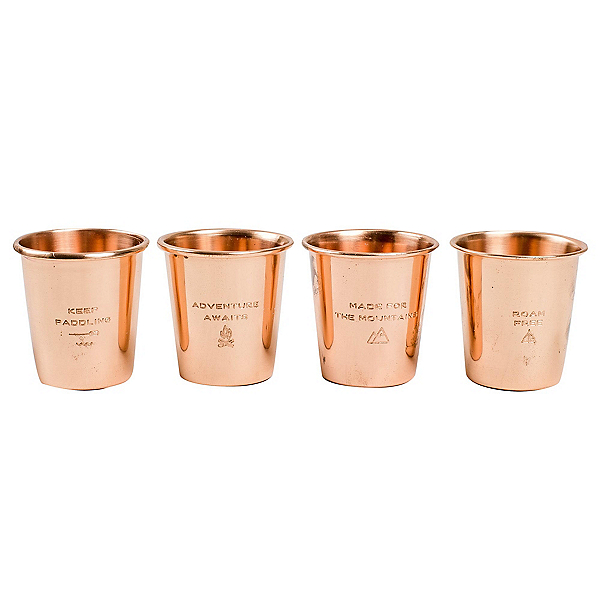 United By Blue Copper Shot Glass Set 2017, , 600