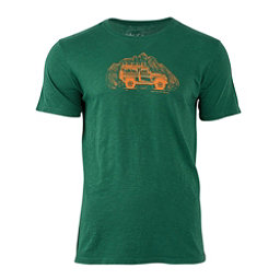 United By Blue Adventure Mobile Mens T-Shirt, Forest, 256
