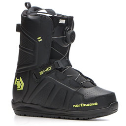 Northwave Hover Spin Snowboard Boots, Black, 256