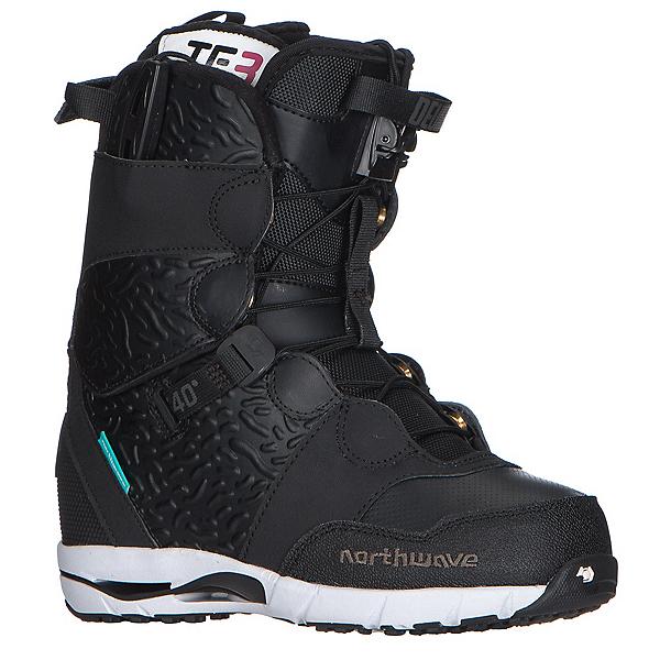 Northwave Devine Womens Snowboard Boots, Black, 600