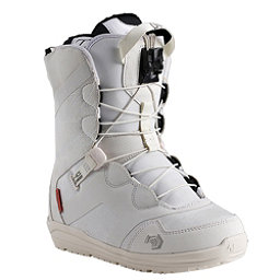 Northwave Opal Womens Snowboard Boots 2017, White, 256