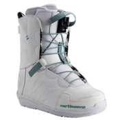 Northwave Dahlia Womens Snowboard Boots 2017, White, medium