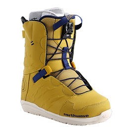 Northwave Dahlia Womens Snowboard Boots, Mustard, 256