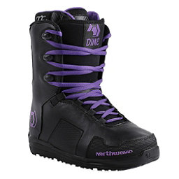 Northwave Dime Womens Snowboard Boots, Black, 256