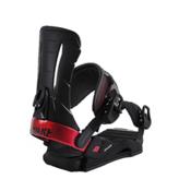 Drake Super Sport Snowboard Bindings 2017, Black, medium