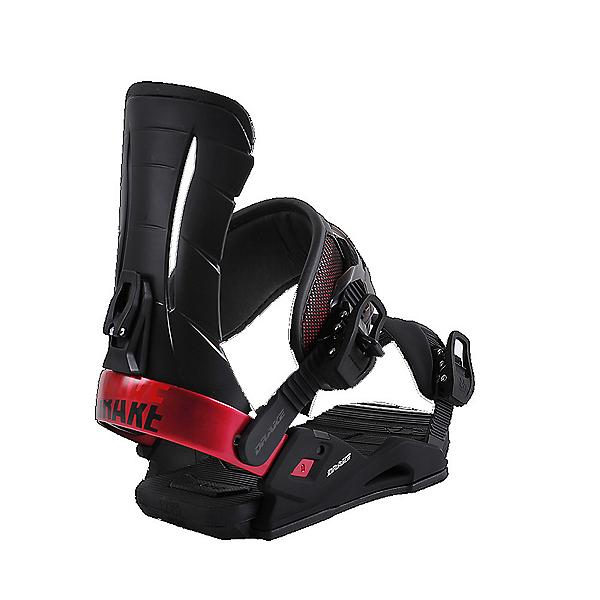 Drake Super Sport Snowboard Bindings, Black, 600