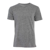 United By Blue Standard V-Neck Mens T-Shirt, Grey, medium
