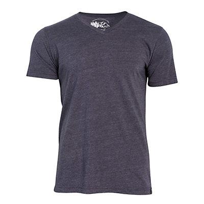 United By Blue Standard V-Neck Mens T-Shirt, Navy, viewer