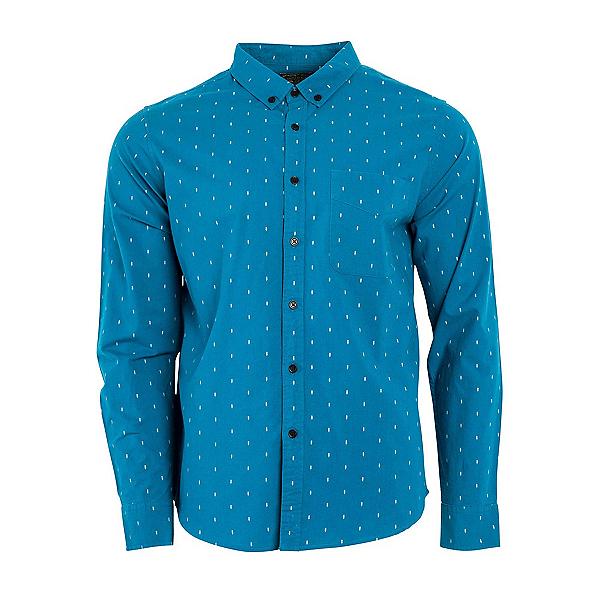 United By Blue Pine Grove Mens Shirt, Blue, 600