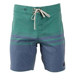 United By Blue Backwater Mens Board Shorts, Navy, 256