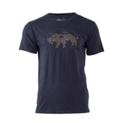 United By Blue Starry Bison Mens T-Shirt, , medium