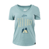 United By Blue Let's Get Lost Womens T-Shirt, , medium
