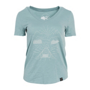 United By Blue Canoe Womens T-Shirt, , medium