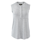 United By Blue Avalon Tank Womens Shirt, Grey, medium