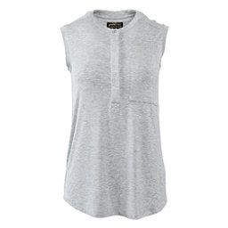 United By Blue Avalon Tank Womens Shirt, Grey, 256