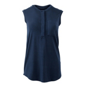 United By Blue Avalon Tank Womens Shirt, Navy, medium