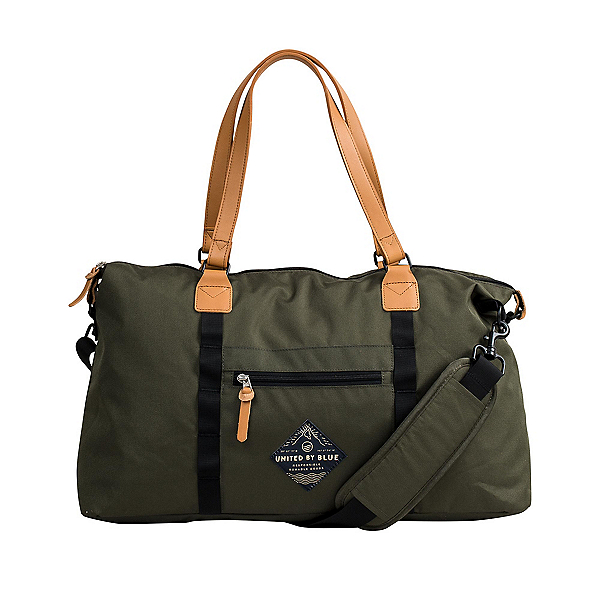 United By Blue Trail Weekender, Olive, 600