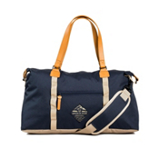 United By Blue Trail Weekender, Tan-Navy, medium