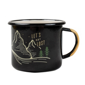 United By Blue Get Lost Enamel Steel Mug 2017, , medium